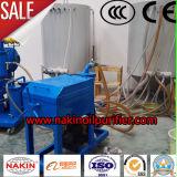 Econômicos portáteis Placa-Pressionam o purificador de petróleo de papel do filtro, sistema da filtração de petróleo