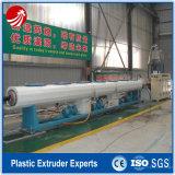 Ligne en plastique d'extrusion de tube de pipe du HDPE MDPE de PE