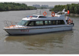 42 voeten 12m Water Taxi Ferryboat (aqualand 1280)