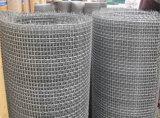 ステンレス鋼の金網の編まれた金網
