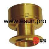 Части CNC латуни высокой точности подвергая механической обработке (CNC001)