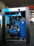 Compressor van de Lucht van de Hoge druk van de tweeling-Schroef van de industrie de Kleine