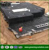 De plastic Tank van de Opslag van het Water van het Water van de Regen voor het Oogsten van het Regenwater Systeem
