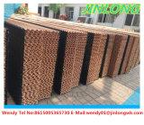 almofada 7090evaporative refrigerando com papel ondulado da fibra