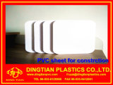 PVC Celuka Foam Sheet para Constrction