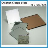 Espejo de Plata de 2mm, de 3mm, de 4mm, de 5mm y de 6mm con el Certificado del Ce