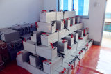 12V100ah baterías de plomo solares recargables de la potencia del AGM SLA