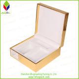 Коробка дух бумаги с покрытием верхнего сегмента упаковывая