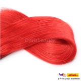Prolonge brésilienne de cheveu de Vierge de cheveu de bande de cheveux humains