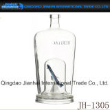 Transparente Glaswaren für chinesischen nahrhaften Wein