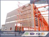 Edificio caliente de la planta de Facotry de la estructura de acero de la venta