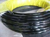 Tubo flessibile ad alta pressione & centrale di R8 di pressione della fibra dell'involucro del poliuretano