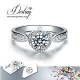 Het Kristal van de Juwelen van het lot van Ring Swarovski