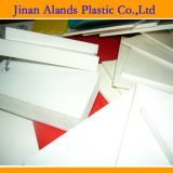 PVC Foam Board White Color de 0.8g/cm3 Desnity