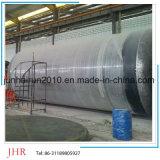 Mandril de tanque de enrolamento de filamento GRP