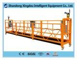 Plate-forme suspendue par qualité avec la gondole de nettoyage de guichet de construction