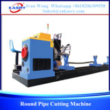 Da estaca redonda do CNC da tubulação de Kasry máquina de chanfradura