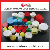 Plastikeinspritzung-Klappe/Maschinenhälften-Schutzkappen-Form