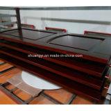 Fabricante de madeira Rated da porta do incêndio com preços do competidor