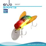 3.7cm Bee Insect Lures Bass Crank Baits Top Water Fishing Tackle Lure (IS0337)