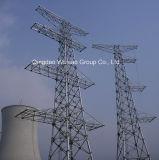 132kv 220kv 230kv 500kv 750kv 1000kvの電源の送電の鋼鉄タワー
