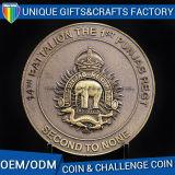 Moneta antica del metallo del ricordo di alta qualità