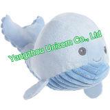 Brinquedo macio do luxuoso da baleia do animal enchido do presente do bebê do CE