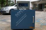 de Smeltende Oven van de Weerstand 1200c Elelctric met de Voering van het Roestvrij staal