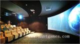 место кино 3D/5D/7D с гидровлической платформой