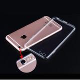 Ultra fino cristal transparente caso de telefone celular TPU para iPhone 7