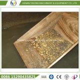Lavoro del legno della vaschetta della lavata dell'oro del contenitore di chiusa con la pompa