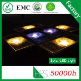 Fünf schönes LED Solarpfad-Licht der Farben-IP68