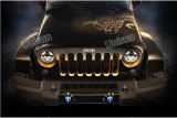 7inch Round 60W СИД Auto Headlamp, Headlight