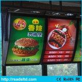 Акриловый рекламируя Signboard светлой коробки меню СИД для трактира