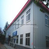 Immeuble de bureau de structure métallique de Multi-Étages à vendre