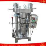 Machine froide hydraulique d'huile de presse de machine de presse d'huile d'amandes petite