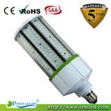 Preço de fábrica 40W LED Corn Bulbo E26 / E39 Base interior e exterior Industial Lighting