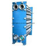 Scambiatore di calore del piatto della guarnizione dell'acciaio inossidabile 316L