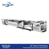 Msse-1200A 얇은 종이를 위한 자동적인 서류상 광택 기계