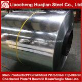 Bobines galvanisées d'acier d'IMMERSION chaude dans les bandes