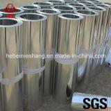 Utilização alimentar e recipiente parcialmente duro da folha de alumínio da têmpera