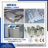 máquina de estaca de aço Lm3015g do laser da fibra 1000W para a venda