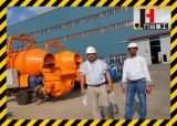 Mélangeur Jbt30 concret mobile avec la pompe