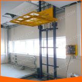 levage de marchandises hydraulique de 7m petit pour l'entrepôt et le matériau