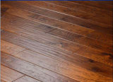 Plancher en bois machiné par chêne