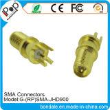Conetor coaxial dos conetores do RP SMA Jhd900 para conetores de SMA