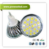 MR16 4W Aluminum LED Spot con CE RoHS