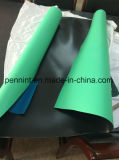 Het groene/Zwarte Kleurrijke Waterdichte Membraan van het Blad van het pvc- Dakwerk