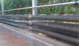 Tubo de aleta galvanizado, tubo de aleta cubierto Zn, tubo de aleta barnizado