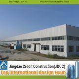 Vertiente prefabricada de la fábrica del almacén de la estructura de acero